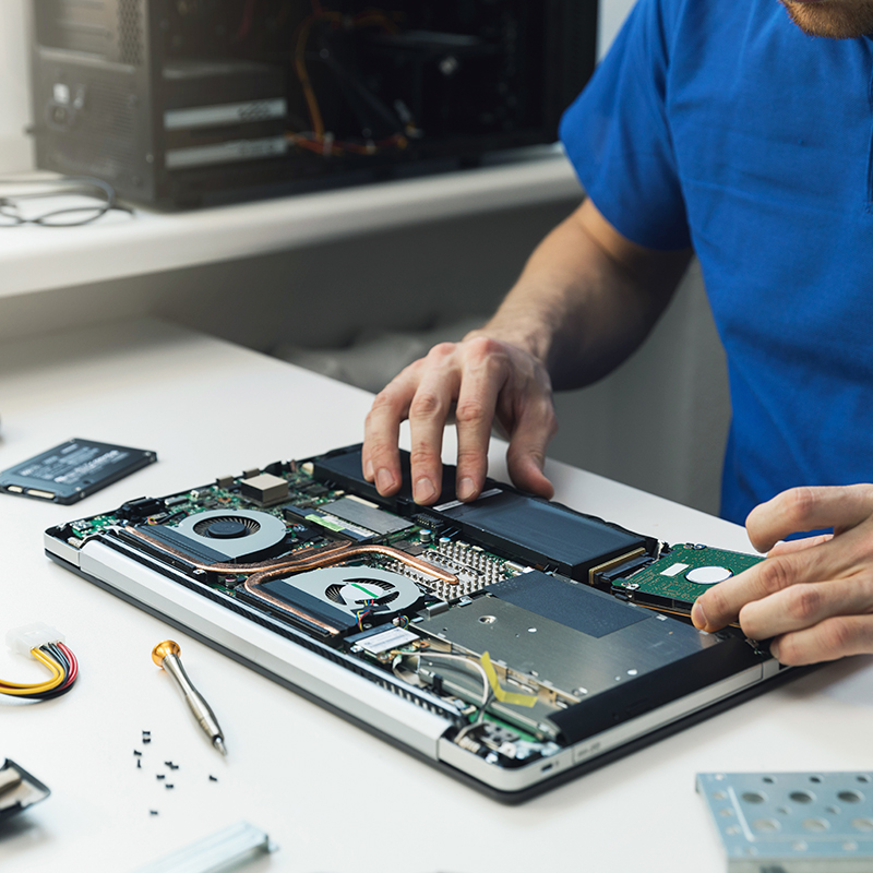 display tausch akkutausch notebook reparaturen pc reparatur weiz